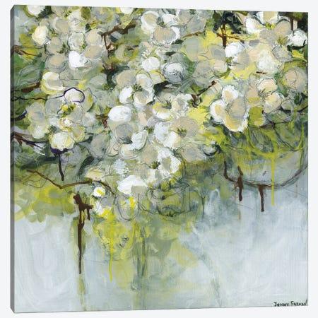 Believe In Yourself Canvas Print #FMN29} by Jenny Furman Canvas Artwork
