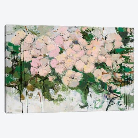 Flowering Canvas Print #FMN7} by Jenny Furman Art Print