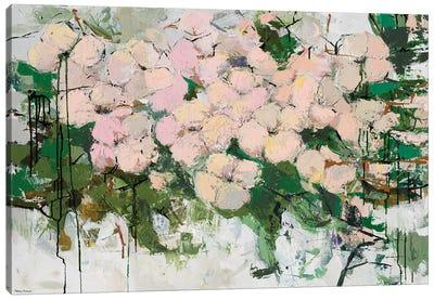 Flowering Canvas Art Print