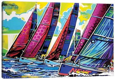 Fresa Air Canvas Art Print