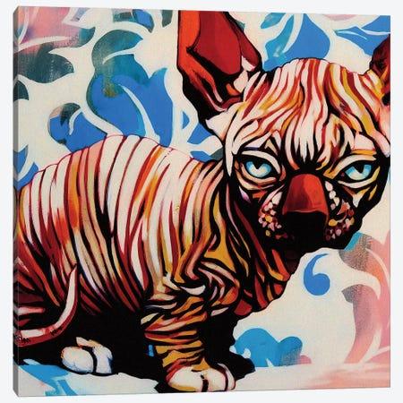 Jealousy Canvas Print #FMO32} by Fernan Mora Canvas Artwork
