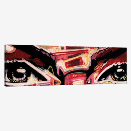 Fire 3-Piece Canvas #FMO42} by Fernan Mora Canvas Print