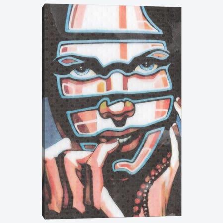Red Pearls Canvas Print #FMO47} by Fernan Mora Canvas Artwork
