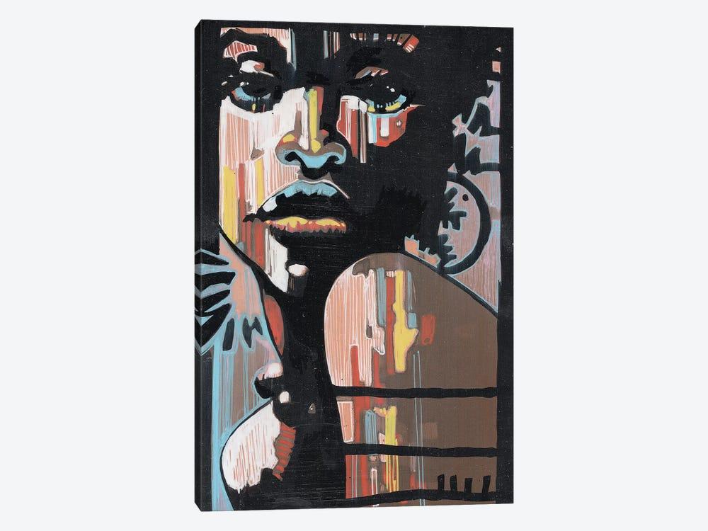 Jazz In The Dark by Fernan Mora 1-piece Canvas Artwork