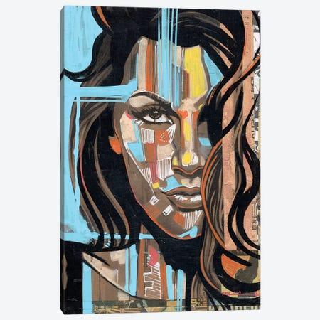 Beautiful Bliss Canvas Print #FMO51} by Fernan Mora Canvas Art