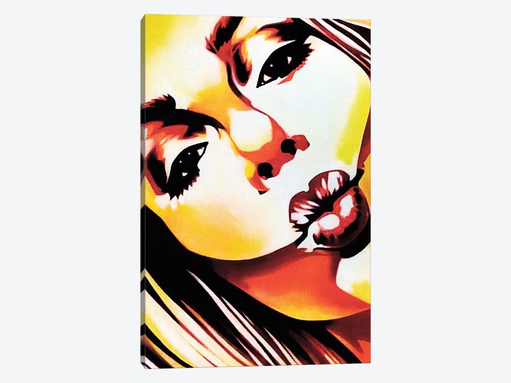 Angels Kiss by Fernan Mora 1-piece Art Print