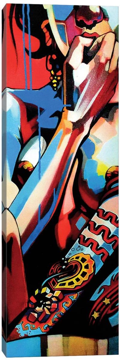 Brilliant Colors Canvas Art Print