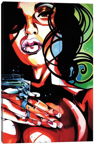 Diptic Love Canvas Art Print