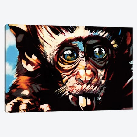 Immature Canvas Print #FMO68} by Fernan Mora Canvas Print
