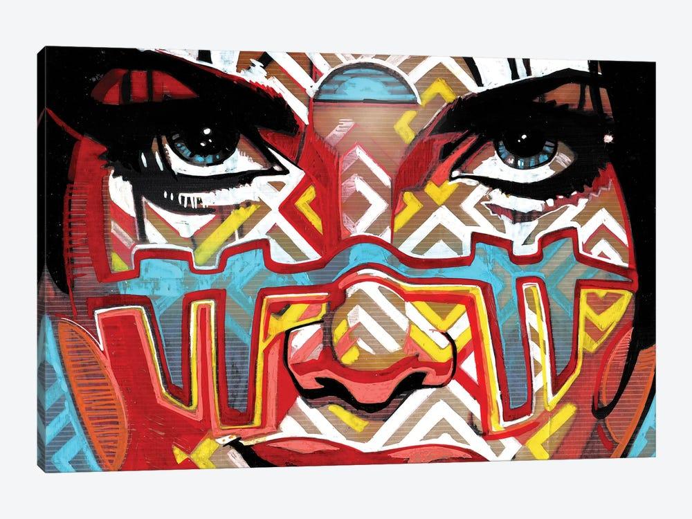 Camouflage by Fernan Mora 1-piece Canvas Art Print