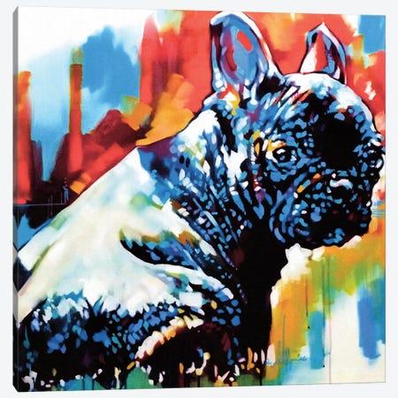 Just Poop 3-Piece Canvas #FMO71} by Fernan Mora Canvas Artwork