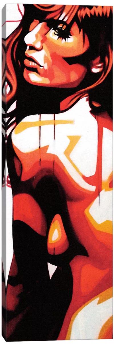 La Capo Canvas Art Print