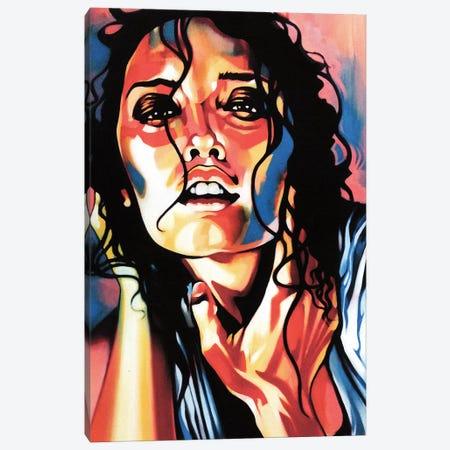 Loving You Canvas Print #FMO74} by Fernan Mora Canvas Print