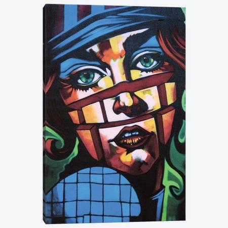 Puzzled Canvas Print #FMO83} by Fernan Mora Canvas Art Print