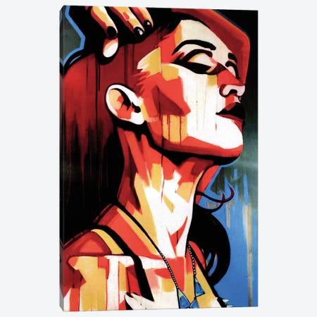 Queen 401 Canvas Print #FMO84} by Fernan Mora Canvas Artwork