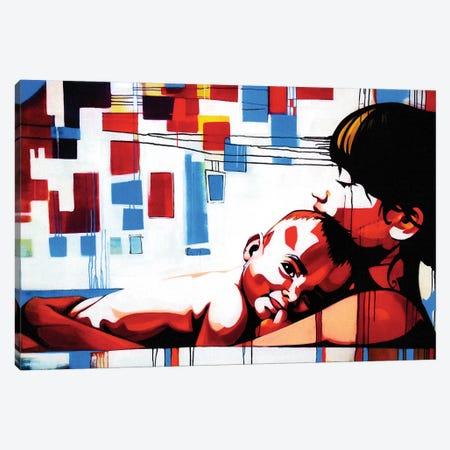 Sacred Canvas Print #FMO86} by Fernan Mora Canvas Artwork