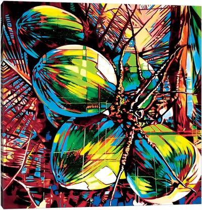 Tropical Fruit II Canvas Art Print
