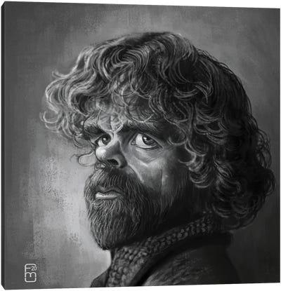 Peter Dinklage GOT Canvas Art Print