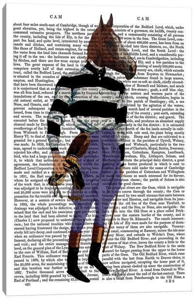 Horse Racing Jockey Canvas Art Print