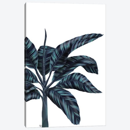 Banana Tree IV Canvas Print #FNK139} by Fab Funky Canvas Art