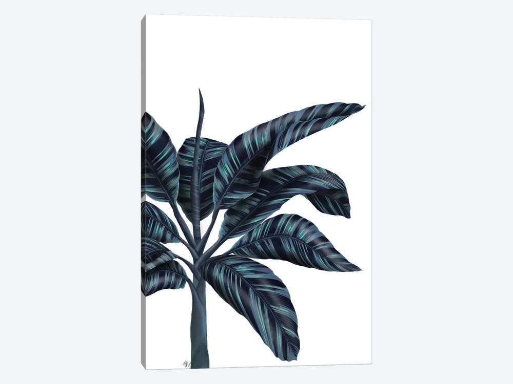 Banana Tree IV by Fab Funky 1-piece Canvas Print