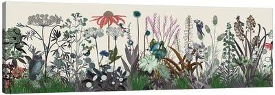 Wildflower Bloom Canvas Art Print