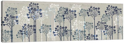Floral Trees I Canvas Art Print