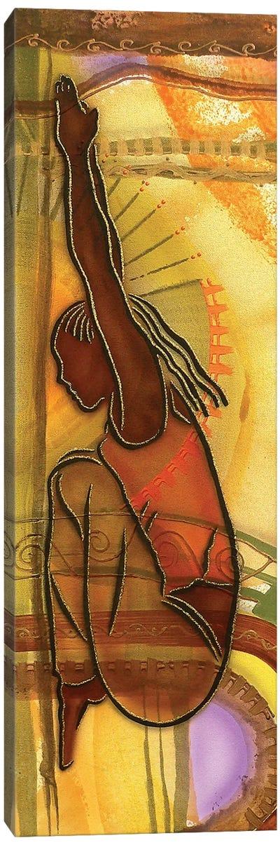 Yoga II Canvas Art Print