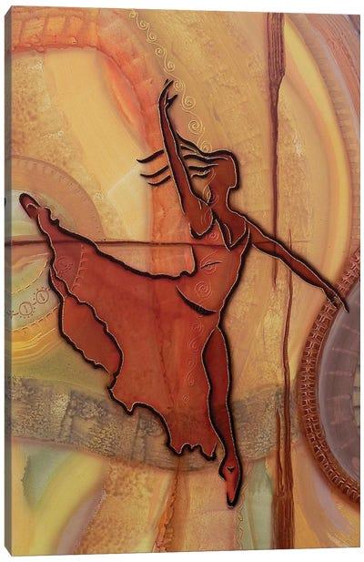 At Ease II Canvas Art Print