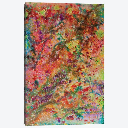 Inter-Stellar Canvas Print #FOD139} by Fred Odle Canvas Art