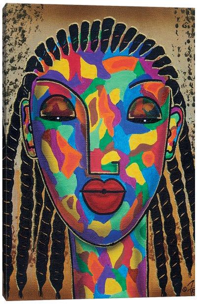 Single Girl II Canvas Art Print