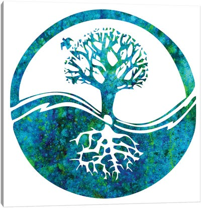 Tree Of Life I Canvas Art Print