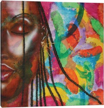 Earth Goddess Canvas Art Print