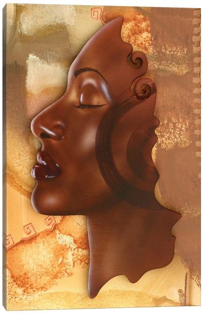 Fracture II Canvas Art Print