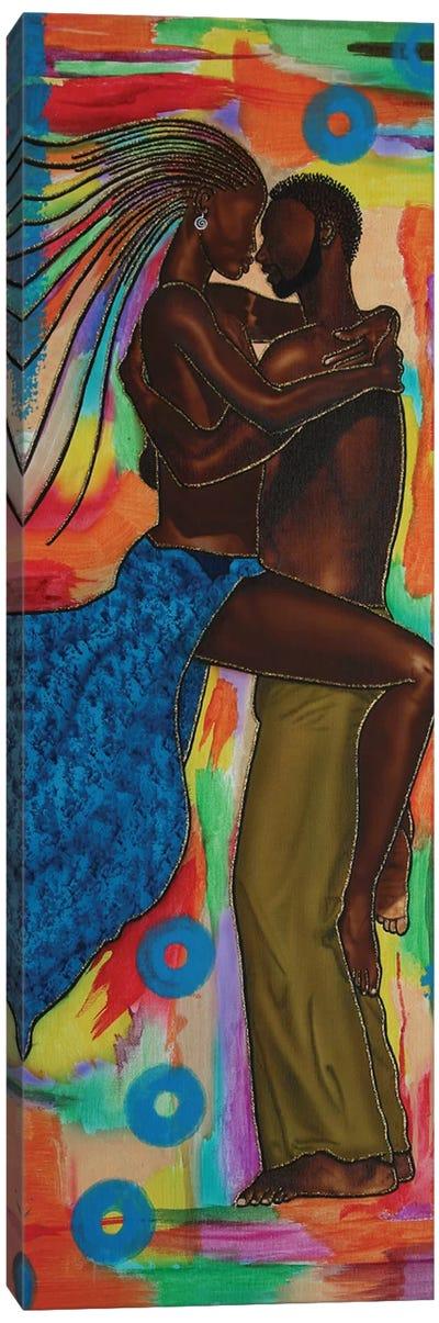 Lovers II Canvas Art Print