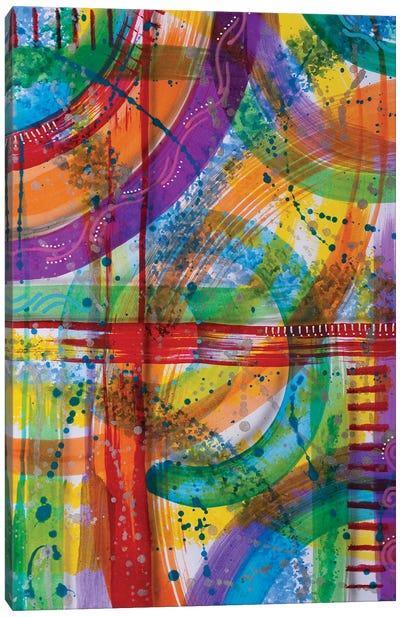 Mixation Canvas Art Print