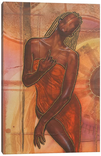 Allure Canvas Art Print