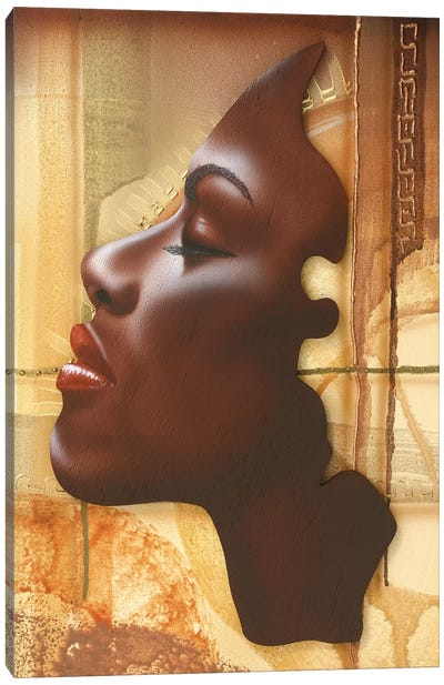 Astralite Canvas Art Print