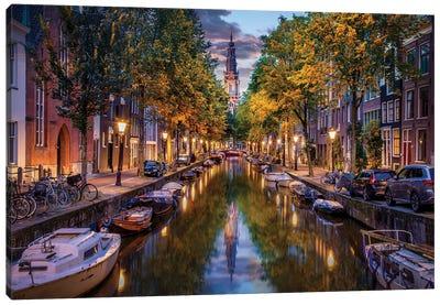 Amsterdam Wonderland Canvas Art Print