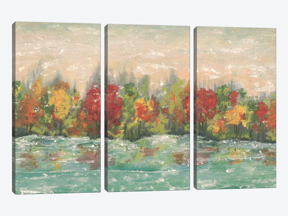 Impressions by Stephane Fontaine 3-piece Canvas Art
