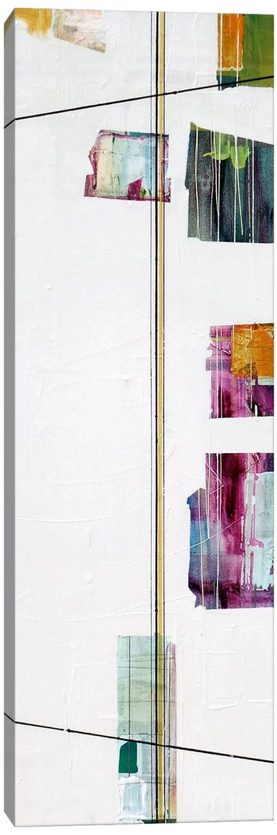 Pieced Canvas Art Print