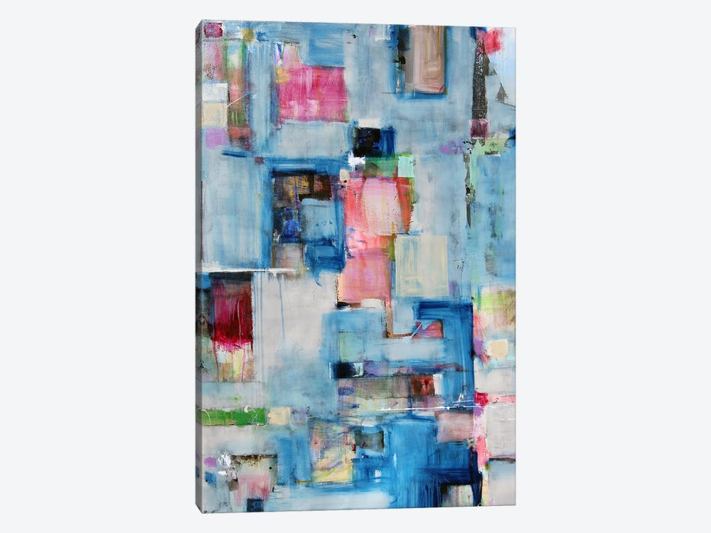 Vivid by Jason Forcier 1-piece Canvas Artwork