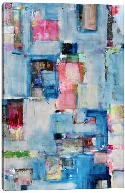 Vivid Canvas Art Print