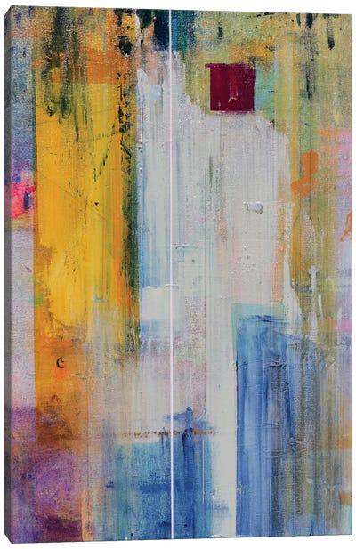 High Noon Canvas Art Print