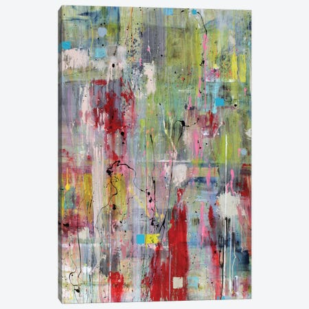 Shy Glass Canvas Print #FOR22} by Jason Forcier Canvas Art Print