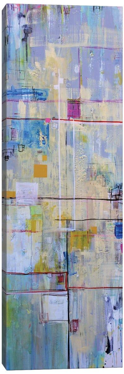 Conversation Piece Canvas Art Print