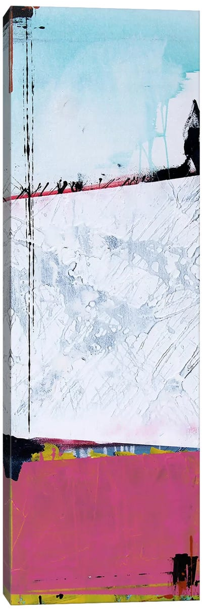 Alpine Icing Canvas Art Print