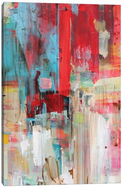 Sahara Canvas Art Print