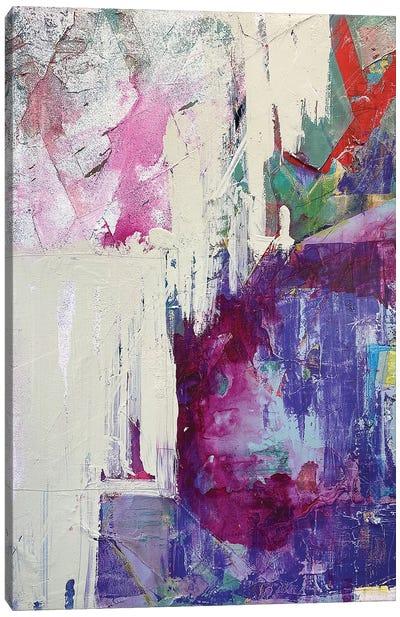 Perilous Canvas Art Print