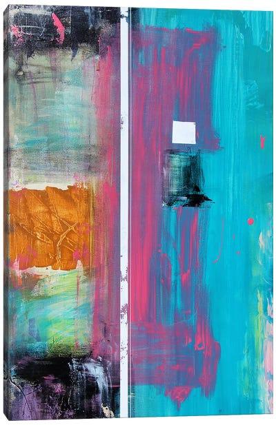Ambient Canvas Art Print